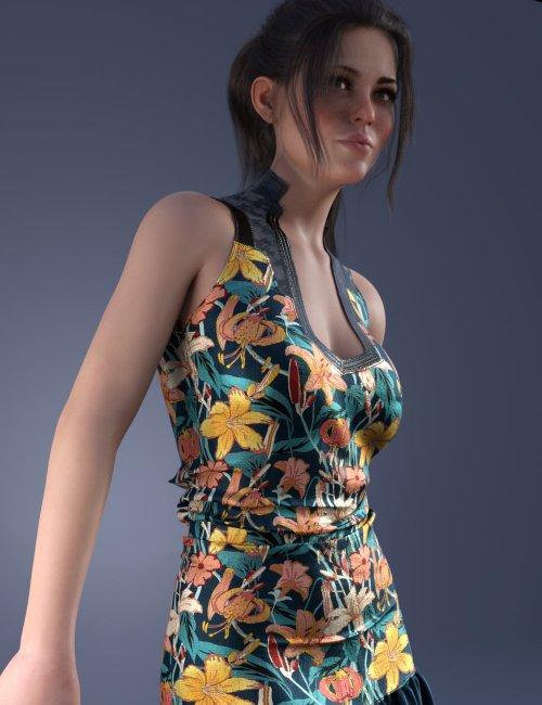 dForce Aliessa Dress