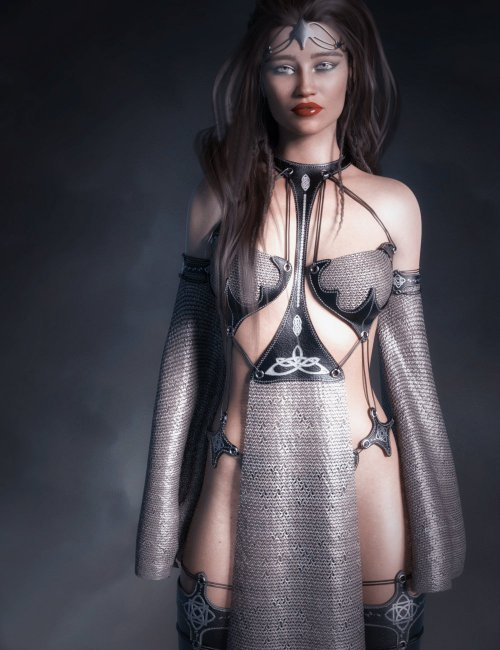 dForce CB Aumakua for Genesis 8 Female(s)