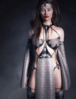 dForce CB Aumakua for Genesis 8 Female(s)