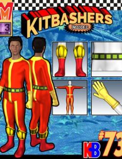 Kitbashers 073 MMG3M