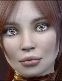 TDT-Darina for Genesis 8 Female