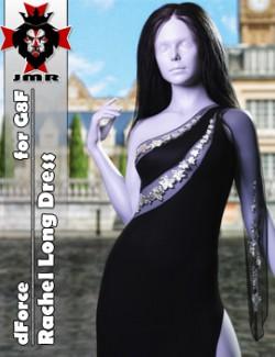 JMR dForce Rachel Long Dress for G8F