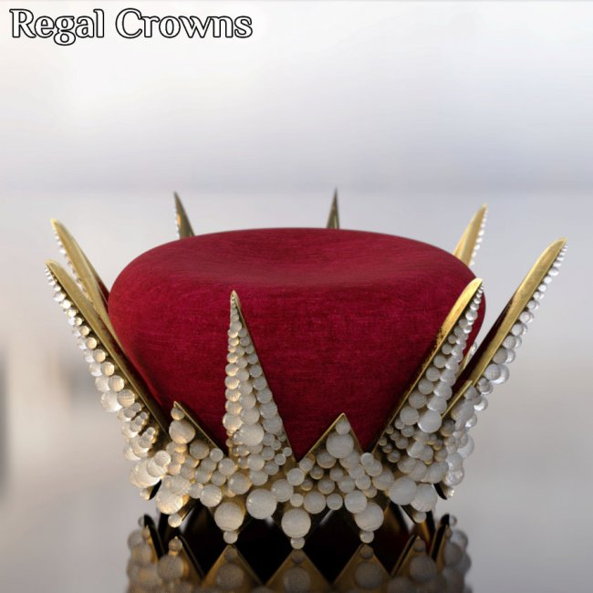 Regal Crowns
