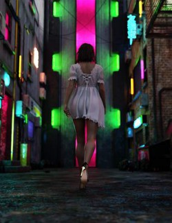 Neo City - Alley