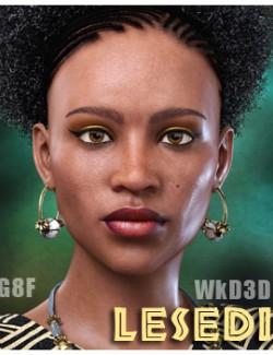 WkD3D Lesedi for G8F