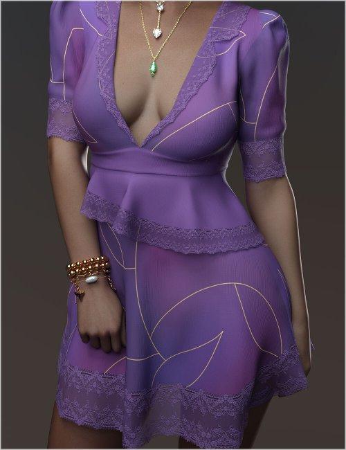 Stylish for dForce dForce Hailee Dress