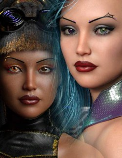 Tavia for Genesis 8 Female