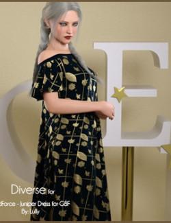 Diverse for Juniper Dress