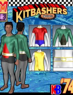 Kitbashers 074 MMG3M