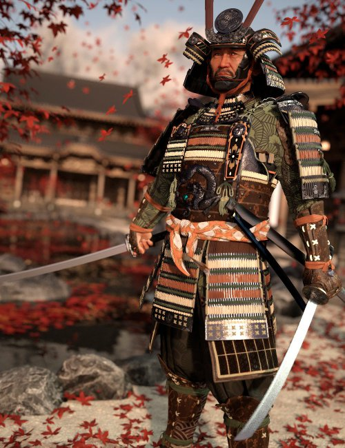 Shogun HD Textures
