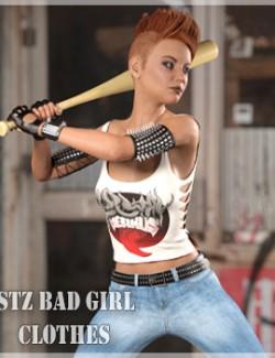 STZ Bad girl clothes