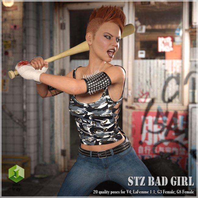 STZ Bad girl