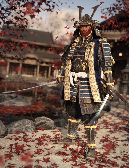 Shogun HD for Genesis 8 Males