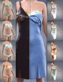 dForce COG Gown Texture Pack
