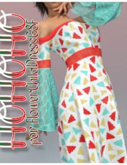 HoHoHo Flower Child Outfit  G8F
