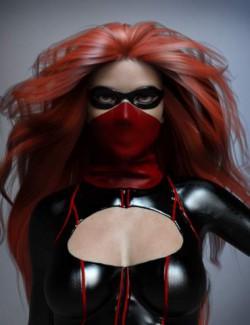 Super Hero Masks for Genesis 8 Females