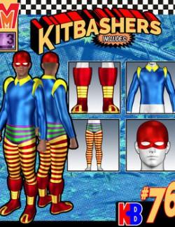 Kitbashers 076 MMG3M