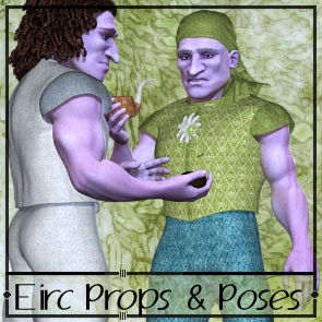 Eirc Props and Poses for Dusk