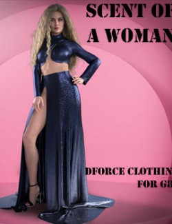 dforce Scent of a Woman clothing for G8F