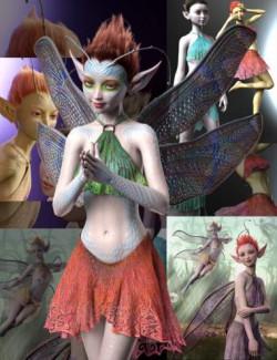 Orla Fae Bundle for Genesis 8 Female