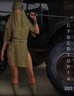 Cybertopia X01 for G8F - dForce