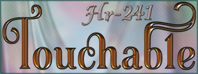Touchable Hr-241