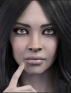 TDT-Linnea for Genesis 8 Female