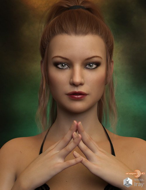 VERSUS MODELS - Head Morphs for Victoria 8 Vol 1