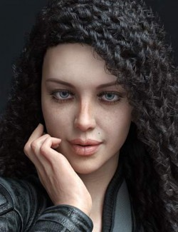 MR Isabelle HD for Genesis 8 Female