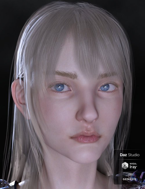 Alice And Her Outfit For Genesis 8 Female