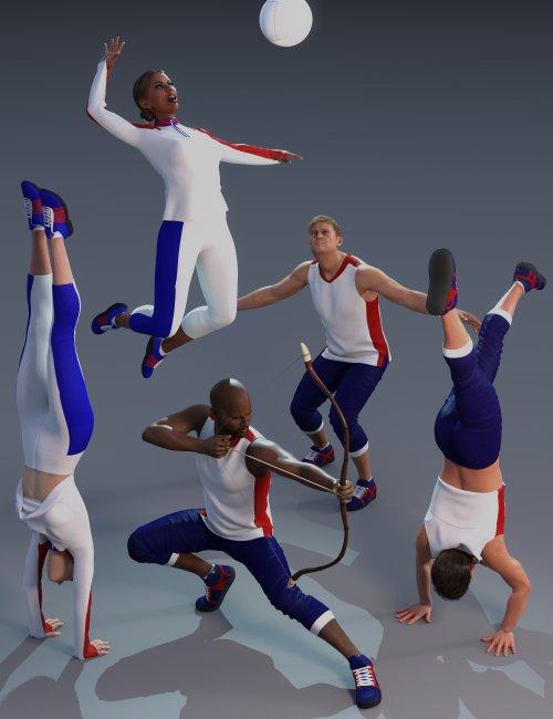 Sports Animation Bundle