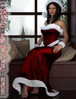 dforce - Christmas Eve - Genesis 8