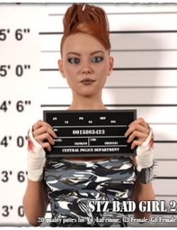 STZ Bad girl 2