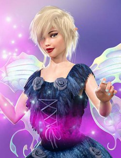 Fairy Animations for Genesis 8