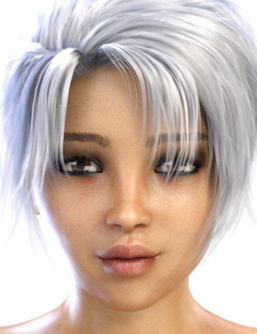 Teen Sadie HD for Genesis 8 Female