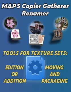 Maps Copier Gatherer Renamer