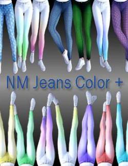 NM Jeans Color +