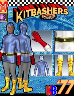 Kitbashers 077 MMG3M
