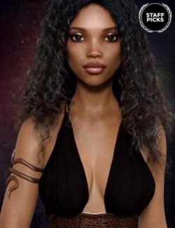 Keyana for Genesis 8 Female
