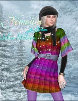 DA-Femenin for Lana Dress