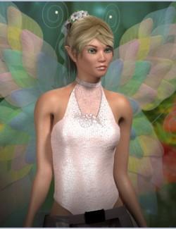 Leafy Wings for La Femme