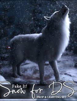 Fake It! Snow for DS