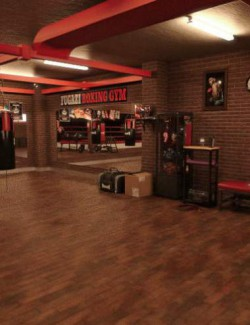 FG Boxing Gym