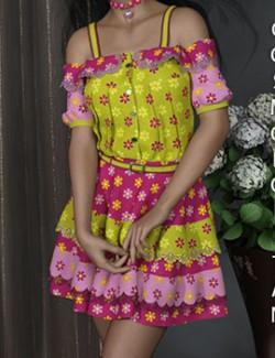 Cosmopolitan for Alexa Outfit