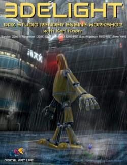 3Delight Render Engine Tutorial Workshop