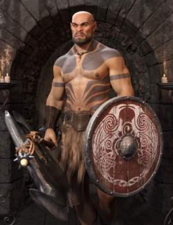 Orken HD for Genesis 8 Male