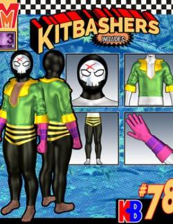 Kitbashers 078 MMG3M