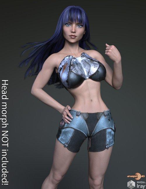 Anime Body Morphs for G8F Vol 5
