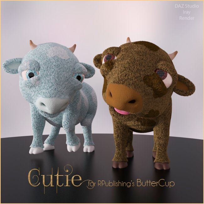 Cutie for ButterCup