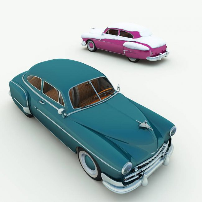1942 Fleetline Sedan for Poser